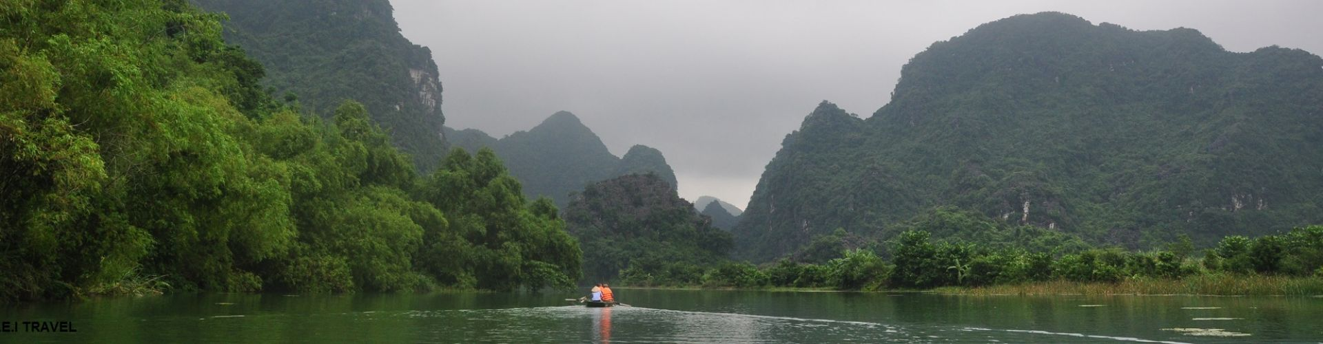 Destinations in Ninh Binh